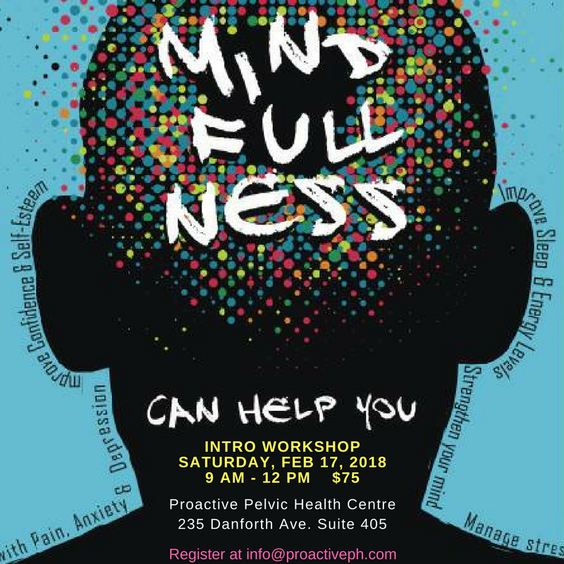 feb 17 2018 mindfulness workshop flyer